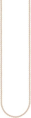 Thomas Sabo Women Silver Necklace & Pendant Chain - KE1105-415-40-L90