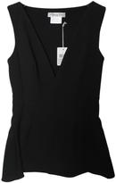 Christian Dior Black Viscose Top