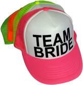 ThatsRad Neon Mesh Trucker Hat Cap Bachelorette Party Wedding Snapback