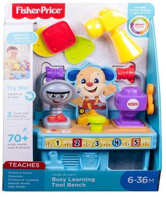 Fisher-Price Laugh & Learn(TM) Busy Learning Tool Bench