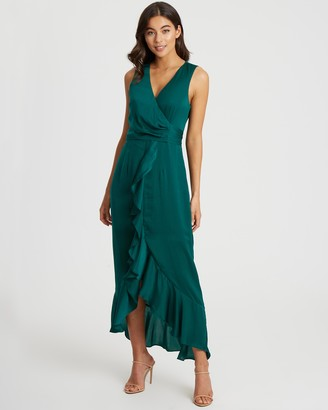 Tussah Karina Midi Dress