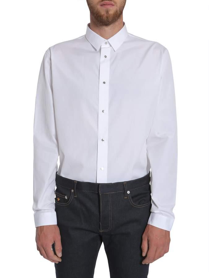 Christian Dior Cotton Poplin Shirt