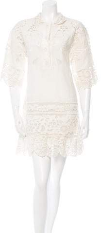 Valentino Resort 2015 Lace Dress w/ Tags