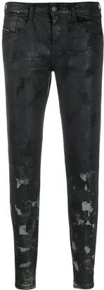 Diesel D-Ollies JoggJeans 084AZ slim jeans