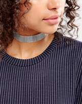 Pieces Metal Choker