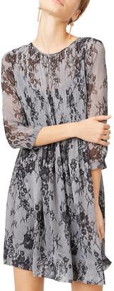 Club Monaco Coriss Silk Mini Dress