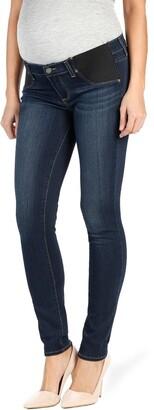 Paige Transcend Verdugo Skinny Maternity Jeans