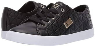 GBG Los Angeles Oking (Black) Women's Lace up casual Shoes