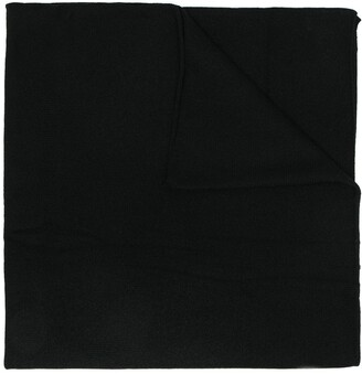 Allude Cashmere Knit Scarf