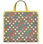 Gucci Children's GG hearts tote bag