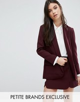 Alter Petite Fitted Suit Jacket