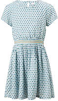 John Lewis Girls' Ditsy Print Dress, Blue