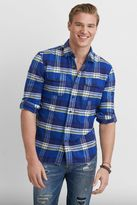 American Eagle Outfitters AE Heritage Button Down Flannel