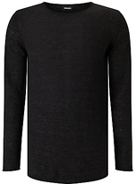 Diesel K-tiger-a Jumper, Black