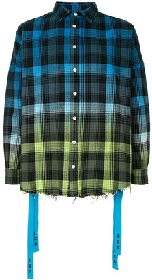Haculla Plaid-Print Shirt