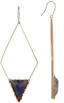 Lana 14K Gold Azzurra Hoop Earrings