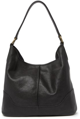 Frye Lucy Leather Hobo Bag