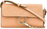 Chloé Blushy Pink Faye chain wallet bag - women - Calf Leather - One Size