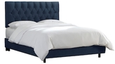 Skyline Furniture Tufted Bed