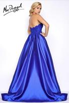 Mac Duggal Prom - 48442 Bustier Gown In Royal