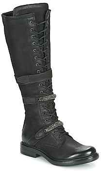 Mjus CAFE HIGH women's High Boots in Black