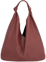 The Row Bindle 2 Smooth Leather Tote