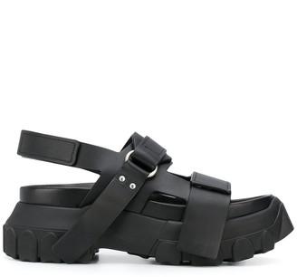 Rick Owens Tractor sandals