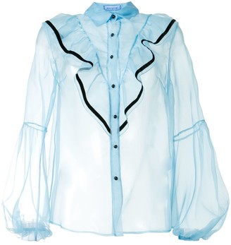 macgraw Love Bird blouse