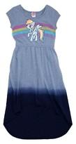 My Little Pony Girls' Maxi Dress - Blue