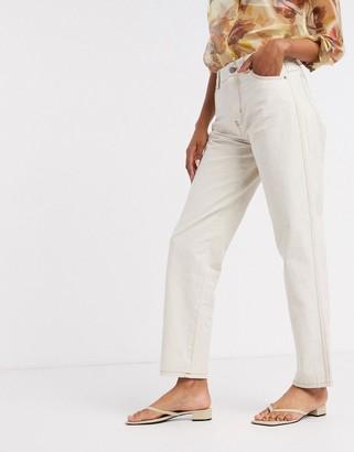 InWear bonnie jeans in stone
