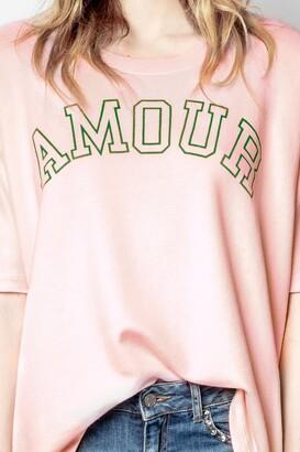 Zadig & Voltaire Portland Amour Sweatshirt