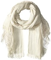 Pure Style Girlfriends Women's Vintage Lace Scarf