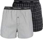 Calvin Klein Underwear Slim Fit Boxer 2 Pack Boxer Shorts Bristol