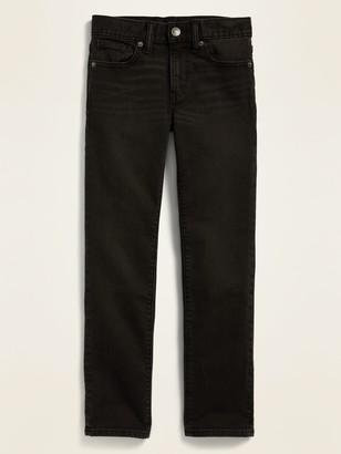 Old Navy Built-In Flex Black Skinny Jeans for Boys