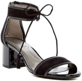 Bandolino Semise Ankle Tie Sandal