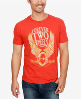 Lucky Brand Men's Forever Two Wheels Graphic-Print T-Shirt