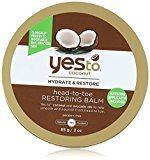 Yes To Carrots Yes To Coconut Head to Toe Restoring Body Balm, 3 Ounce