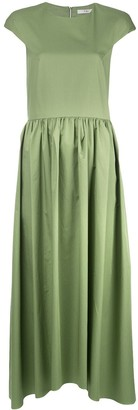 Tibi Origami Long Dress