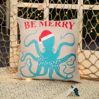 Glitzhome Octopus Pillow Cover