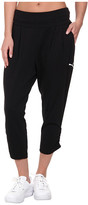 Puma Style 3/4 Drapy Pants