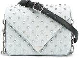 Alexander Wang Prisma crossbody bag - women - Cotton/Calf Leather/Brass - One Size
