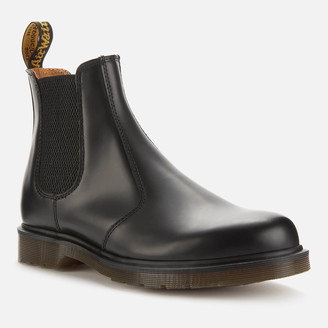 Dr. Martens Women's 2976 Smooth Leather Chelsea Boots