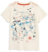Tea Collection Toddler Boy's Snapper Island T-Shirt