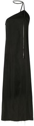 Yang Li Asymmetric Maxi Dress