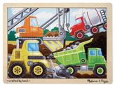Melissa & Doug Construction Site 12-Piece Jigsaw Puzzle