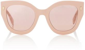 Fendi Roma acetate sunglasses