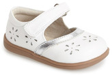 See Kai Run Leeann Leather Mary Jane \nFlat (Toddler)