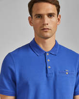 Ted Baker VARDY Cotton blend polo shirt