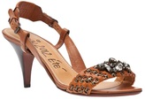 Lanvin Vault Embroidered sandals