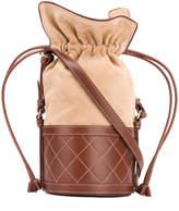 Carven drawstring bucket shoulder bag